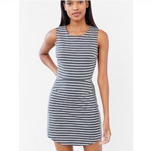 Urban Outfitters silence + noise striped dress
